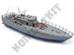 Radio Control Boat Navy Torpedo Attack Craft 1:115 Scale Replica RC Model HT2877